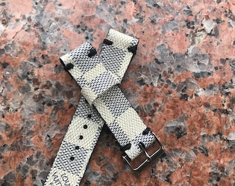 Louis Vuitton Azur Apple Watch Band