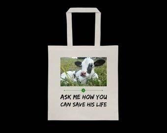 Anti Dairy Tote