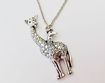 Giraffe Lovers Necklace