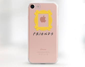 Friends iPhone 7 Case iPhone 6 Case iPhone 6S Case Phone iPhone TV Show Case iPhone SE Case Friends tv show case funny case iphone 7 plus