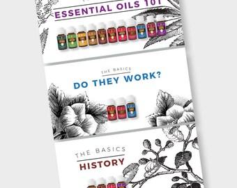 Essential Oil 101 Class Graphics