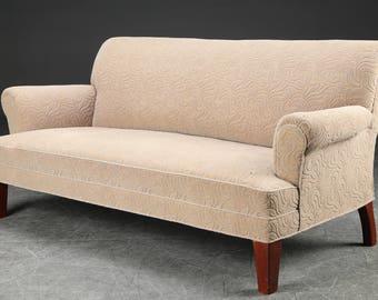 Danish 2 seater sofa 1940's