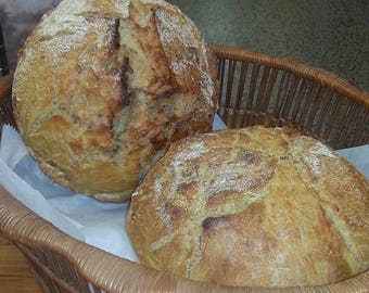 Made to order Dutch Oven Bread