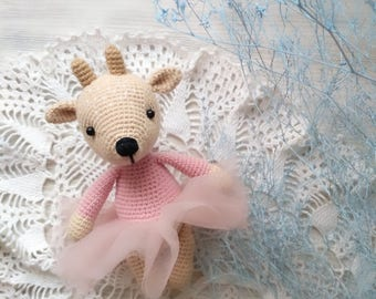 DEER crochet pattern