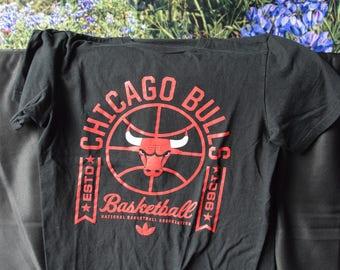 Chicago Bulls adidas t-shirt