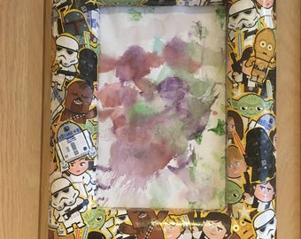 Childrens Painting Display Frame