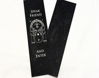 Lord of the Rings Bookmark