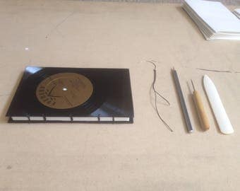 Vinyl Record Sketchbook