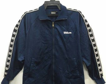 Wilson classic Track top Jacket