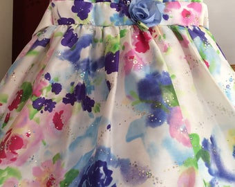 Youngland Brand Party Dress, size 3T, addition ribbon, toddler dress, children's party dress