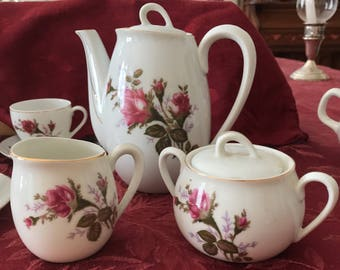 1950's vintage china tea set