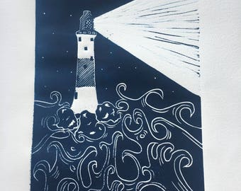 Peace in troubled seas
