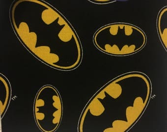 Batman Feeding tube medport cover- Made to order