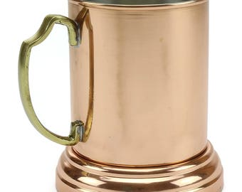 Copper beer mug 0.5L