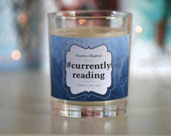 Currently Reading | Handmade Soy Candle