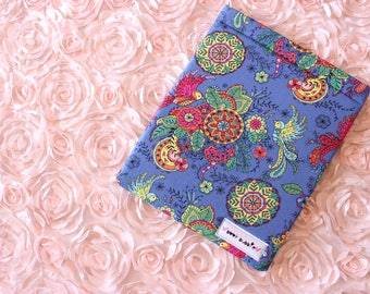 Hardcover Colorful Doodle Book Sleeve