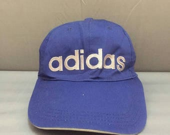 Adidas Trefoil Baseball Cap One Size Fit All
