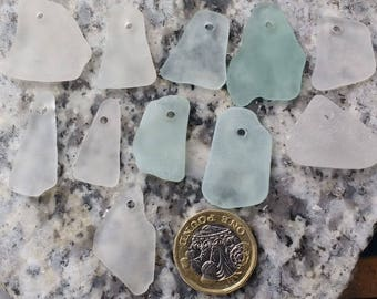 Steve's Mega drilled Seaglass and Stuff Package 3