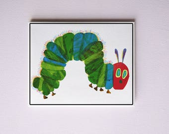 019 CANVAS Children's book - art - decor room