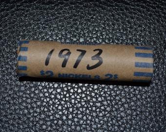 1973 Nickel Roll