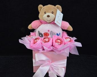 Baby Ava Chocolate Bouquet