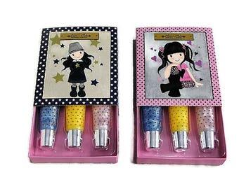 3 lip gloss tastes Chacko Chacko gift idea
