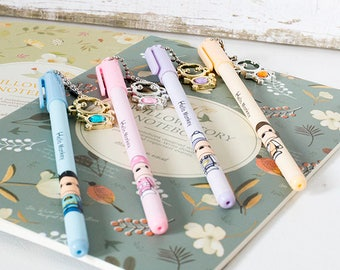 Pen Hello Monkey | Kawaii Pens | Monkey Pens | Gel Pens