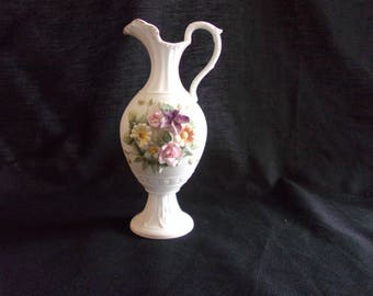 Vintage Lefton China Pitcher 4531