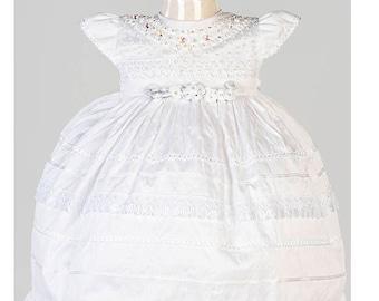 Girl Christening Gown H811