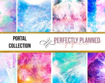 Portal // Full Weekly Kit // Happy Planner Mini [M024]