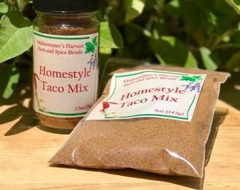 Homestyle Taco Mix