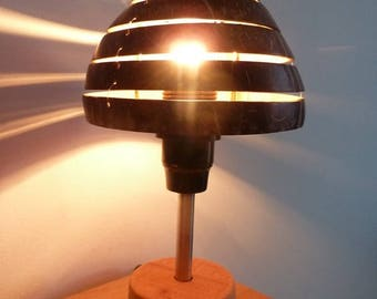 Small lamp of atmosphere of coconut