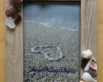 Sea Shell Frame Number 7