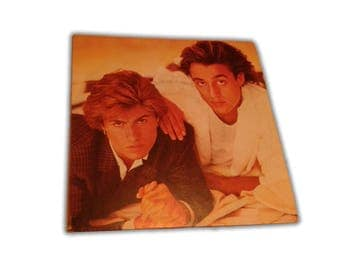 "Wham - Freedom 7"" Single 45 Vinyl"