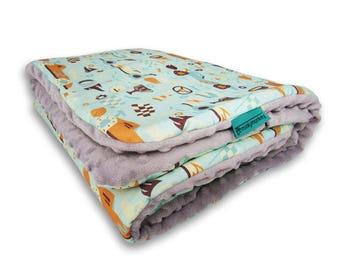 Cuddly baby blanket, Minky baby blanket, Soft baby blanket, Racing cars blanket, Baby boy blanket, Modern baby blanket