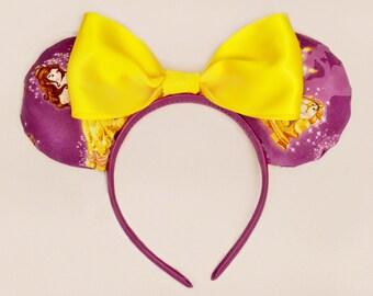 Belle Disney Ears