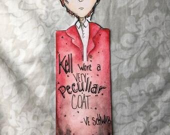 Kell (A Darker Shade of Magic) bookmark