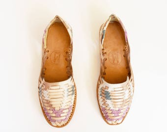 Ana Huarache Sandals