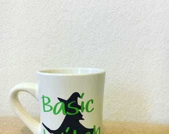 SALE** Basic Witch mug