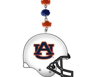 AUBURN UNIVERSITY Football Helmet MAGNETIC Ornament,Auburn football,War Eagles,Auburn Tigers,Auburn Ornament,auburn university,Au