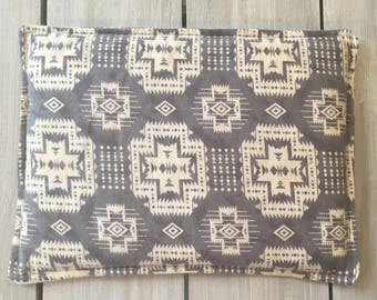 Rice Bag, Aztec Rice Bag,Heat Therapy,Hot/Cold Pack,Microwave Rice Bag, Microwave Heating Pad, Gift for Her