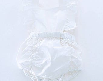 childrens Lace dress white