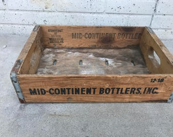 Mid continent sode crate
