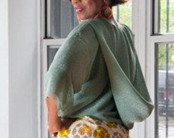 Shimmering Summer Pullover