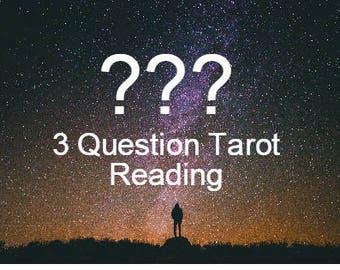 48 HR * URGENT * Tarot Email Reading * 3 Questions * Roots Tarot *