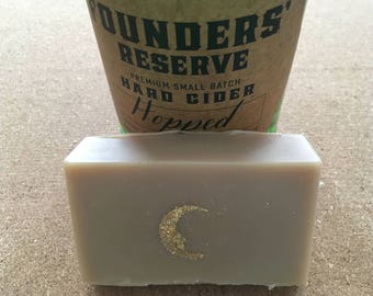 Hard Cider Soap (Chickweed Infused)