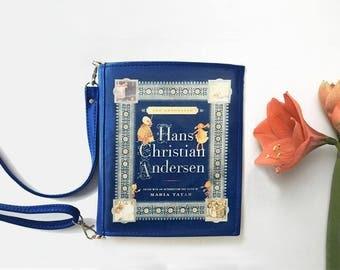 Andersen's Fairytales Book Purse Hans Christian Andersen Book Bag
