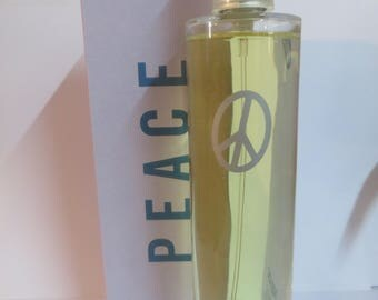 TIME FOR PEACE By Kenzo Vintage and very rare Eau De Toilette for women 100ml 3.4 ounce