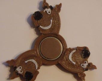 Scooby Doo Fidget Spinner