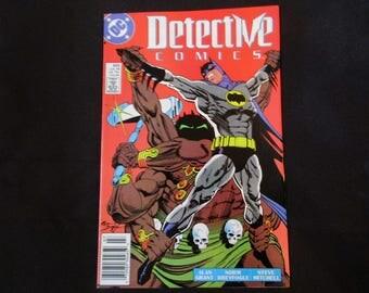 Detective Comics #602 D.C. Comics 1989